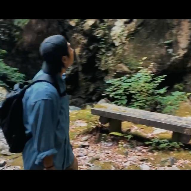 Waterfall VLOG in TOKUSHIMA