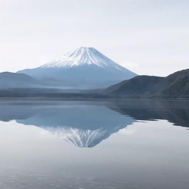 """聖地・本栖湖にある""""浩庵キャンプ場"""""""
