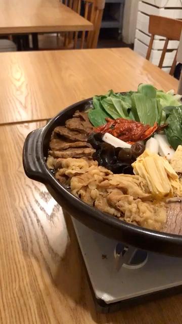韓国で台湾料理!