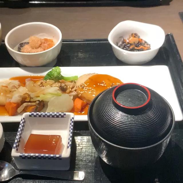 神楽坂で定食食べたいならココ!