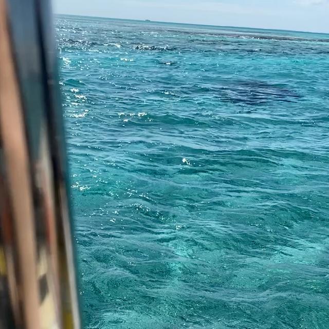 沖縄の絶景、浜島