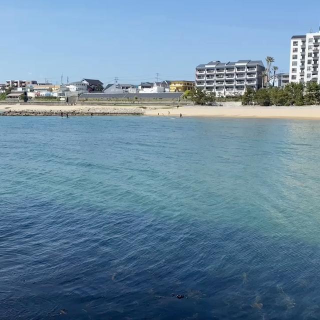 気持ちのいい海沿いでデイキャンプ✨