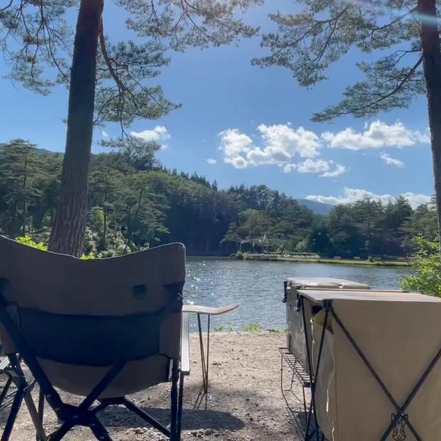 大湫湖キャンプ場