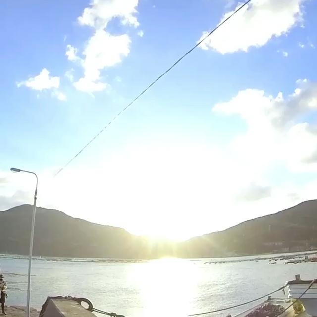 空と海と太陽